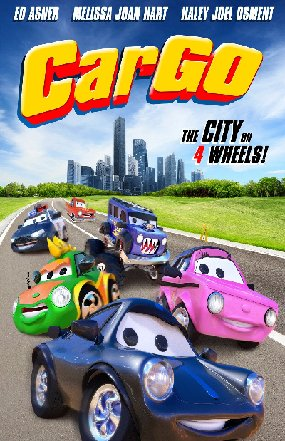 CarGo: The City on Wheels poster