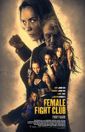 Female Fight Squad poster