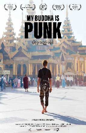 My Buddha is Punk poster