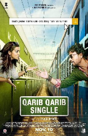 Qarib Qarib Single poster