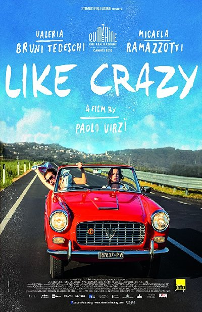 Like Crazy poster