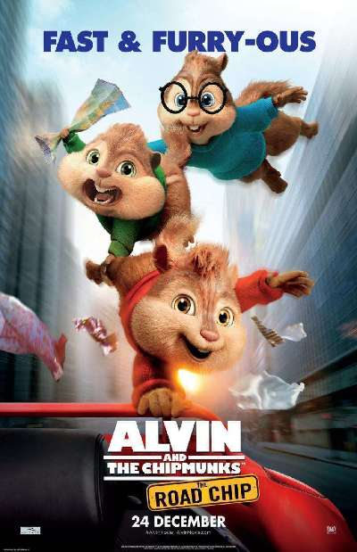 Alvin And The Chipmunks The Road Chip Kuwait Movie Showtimes
