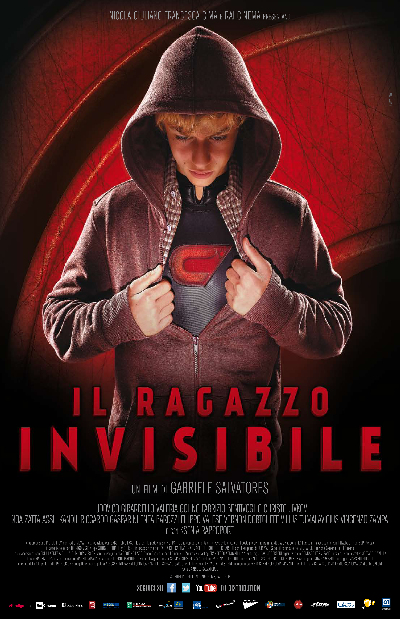 The Invisible Boy poster